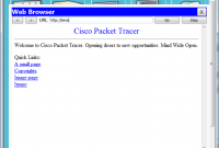 cara setting dns server di cisco packet tracer