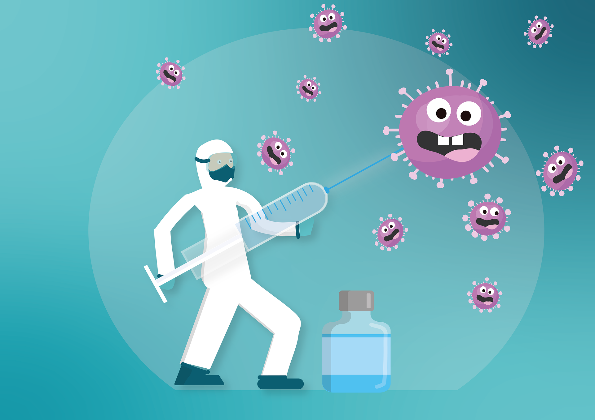 jenis manfaat vaksin